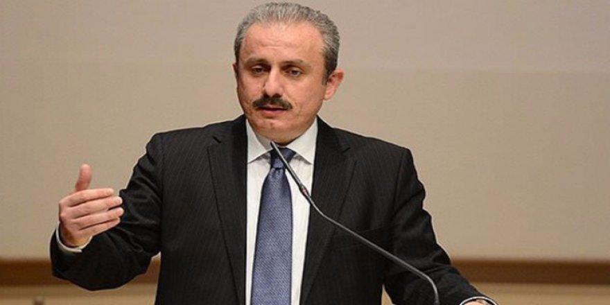 Mustafa Şentop: Bizim önerdiğimiz başkanlık modeli...