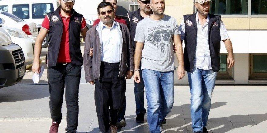 FETÖ'den gözaltına alınan 'adliye' çalışanları adliyeye sevk edildi