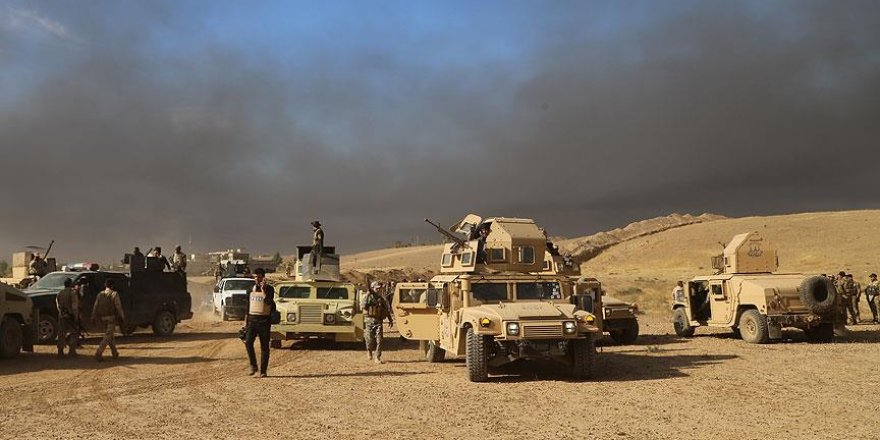 Musul'daki Haşdi Şabi varlığı yeni bir çatışma başlatabilir