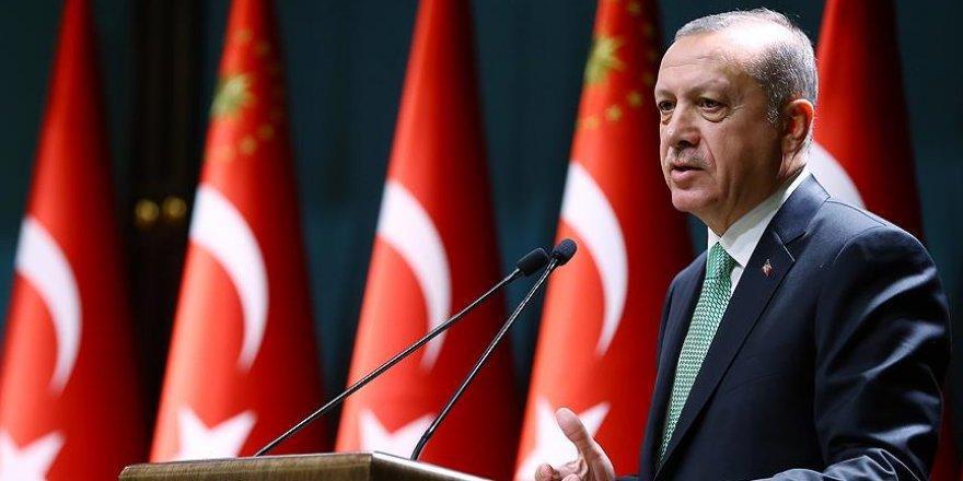 Erdoğan'dan BM'ye reform çağrısı