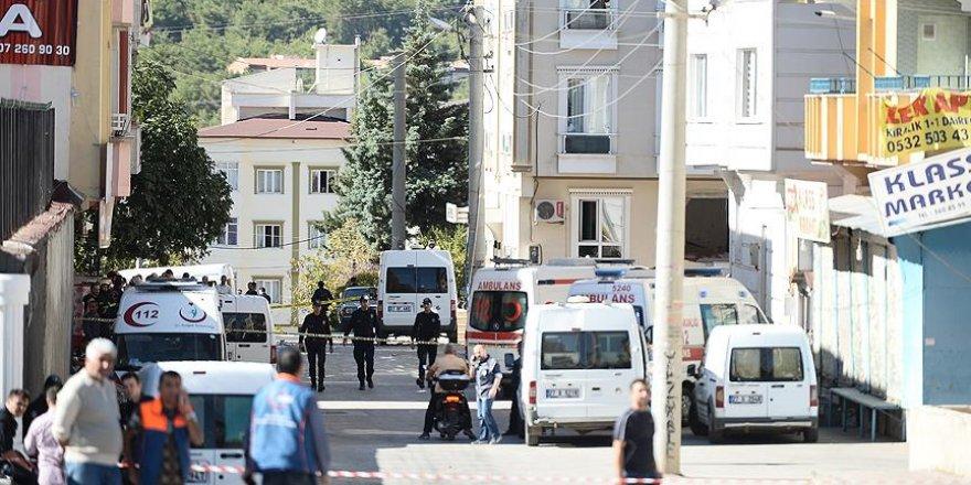 Gaziantep'teki terör saldırısına ilişkin 5 kişi yakalandı