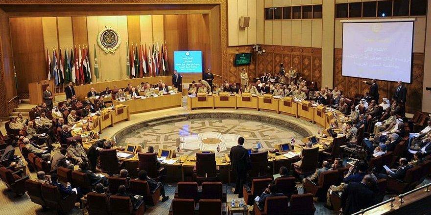 Arap Birliği'nden İsrail Başbakanı Netanyahu'ya tepki