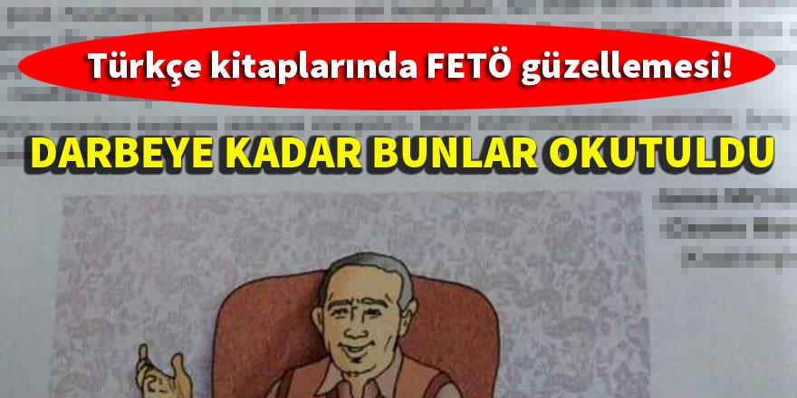 Türkçe kitaplarında FETÖ güzellemesi