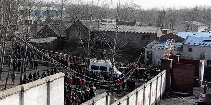 Çin'deki patlamada ölü sayısı 10'a yükseldi