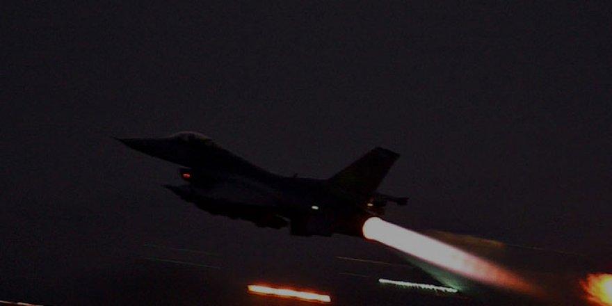 Halka bomba yağdıran jetlerin uçuş maliyeti