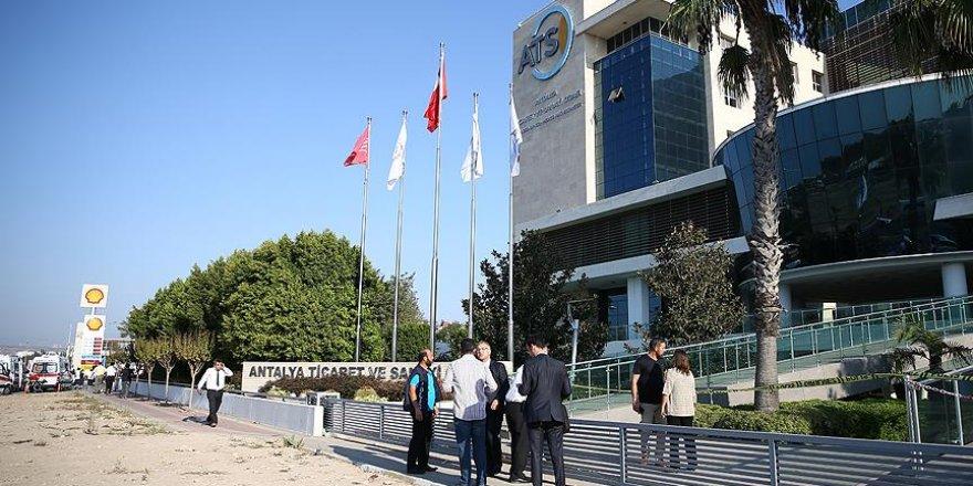 Antalya'daki patlamayla ilgili yayın yasağı kararı