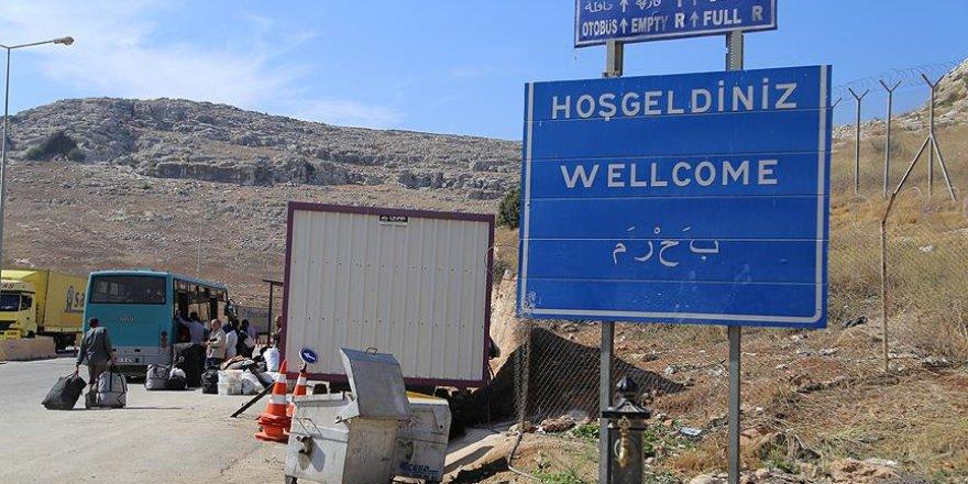 Türkiye-Suriye sınırındaki 'transfer merkezi'