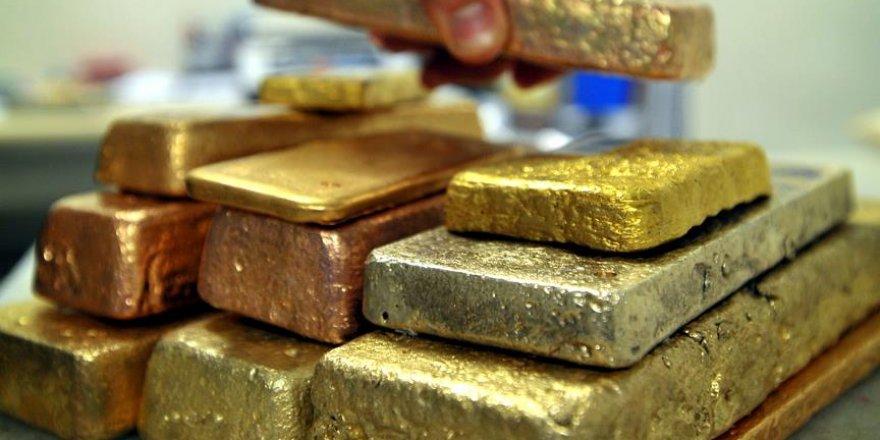 İran'ın 2 bin ton altınını Kazakistan rafine edecek