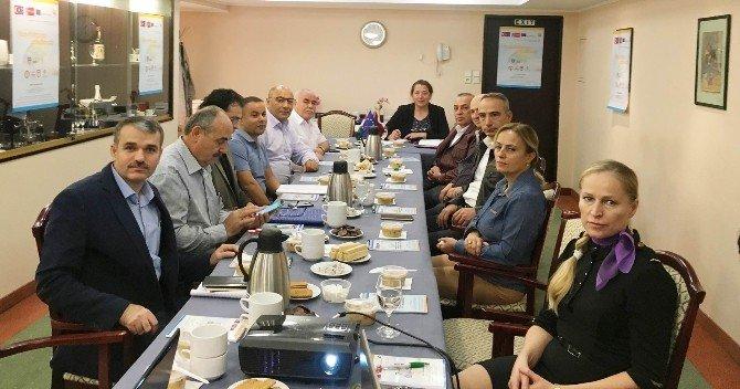 KONESOB Projesi toplantısı Budapeşte'de yapıldı