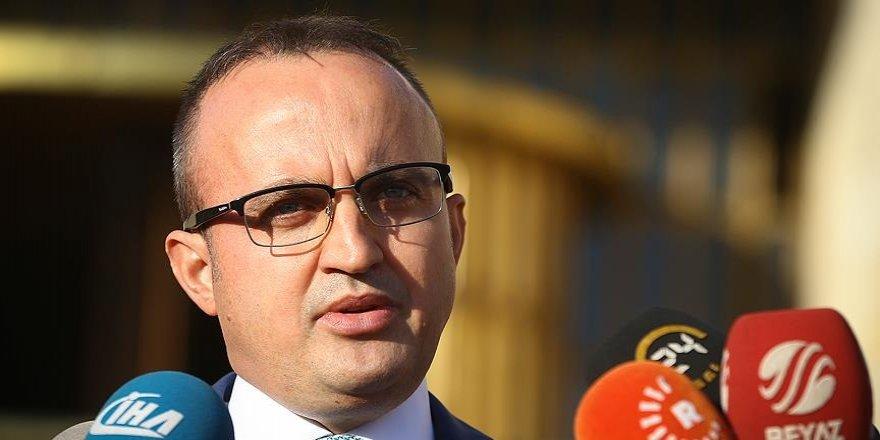 Bülent Turan'dan yeni anayasa tarihi ile ilgili açıklama