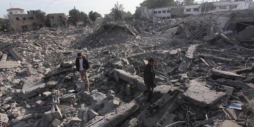 Gazze'nin yeniden imarı için yeterli çimento sıkıntısı yaşanıyor