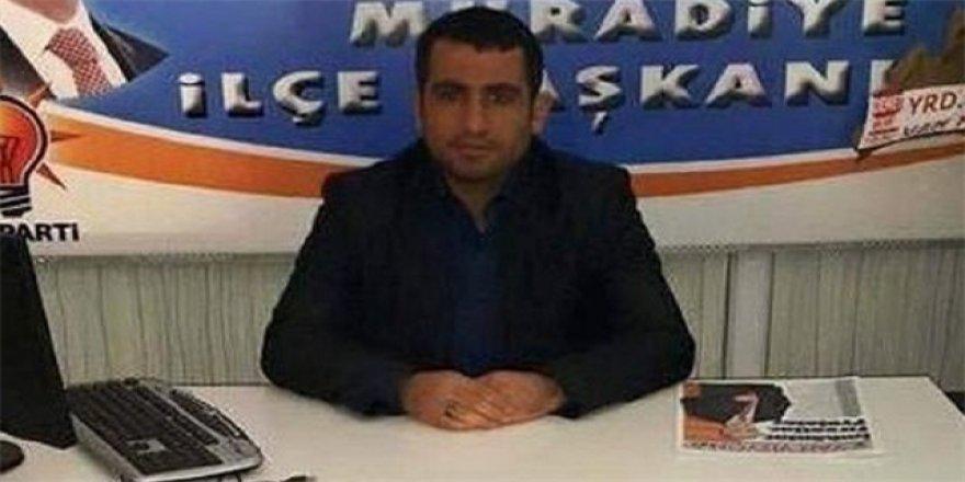 AK Parti Gençlik Kolları Başkanı'nın evine bombalı saldırı