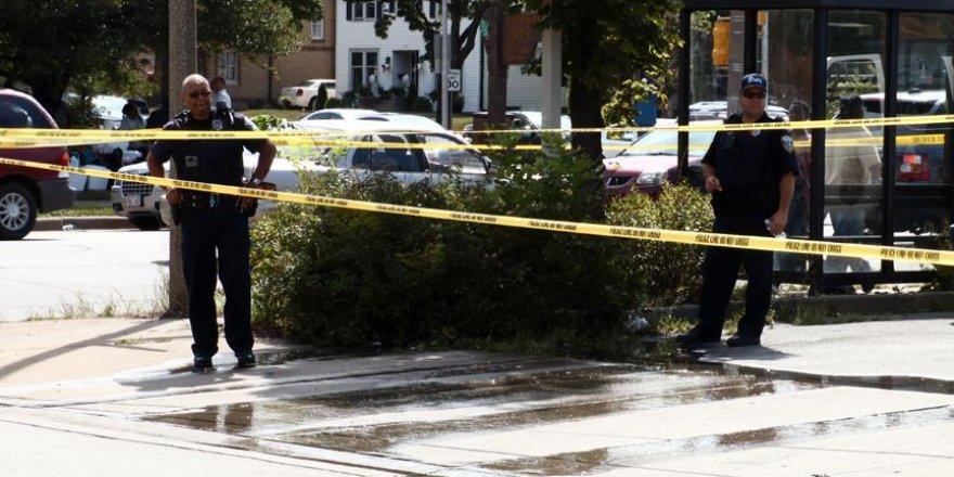 ABD'de polis iki şüpheliyi vurdu