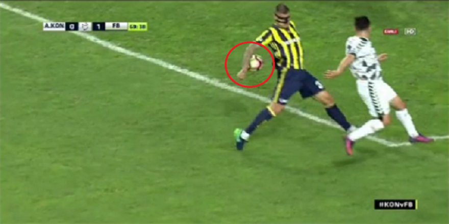 Volkan Demirel penaltıyı engelledi