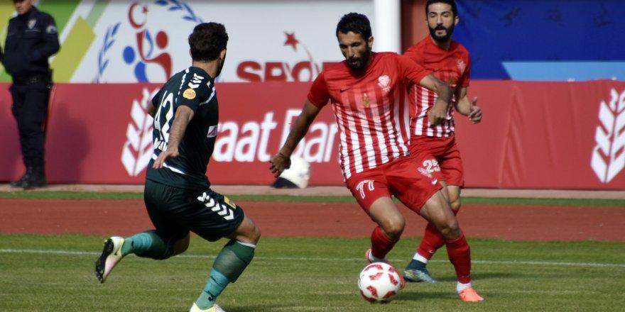 Konya Anadolu Selçukspor kupaya veda etti