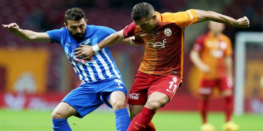 Sırrı Sakık'tan Galatasaray'a şaşırtan tepki!