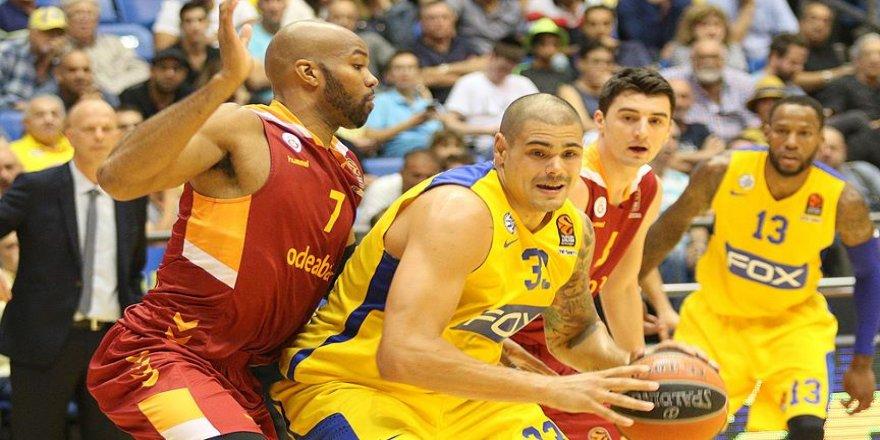 Galatasaray İsrail deplasmanından mağlup dönüyor