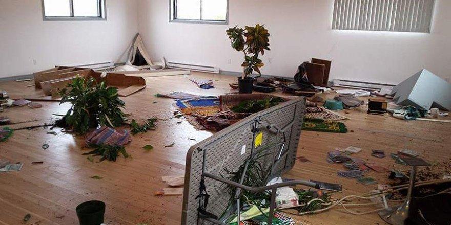 Kanada'da bir mescide daha saldırı