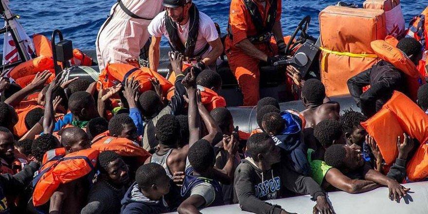 Akdeniz'de şok! 25 ceset bulundu