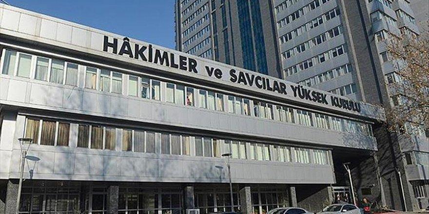 HSYK, 203 kişiyi meslekten ihraç etti