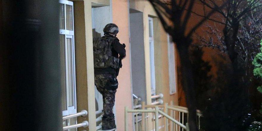İstanbul'da DEAŞ ile irtibatlı çok sayıda kişi gözaltında