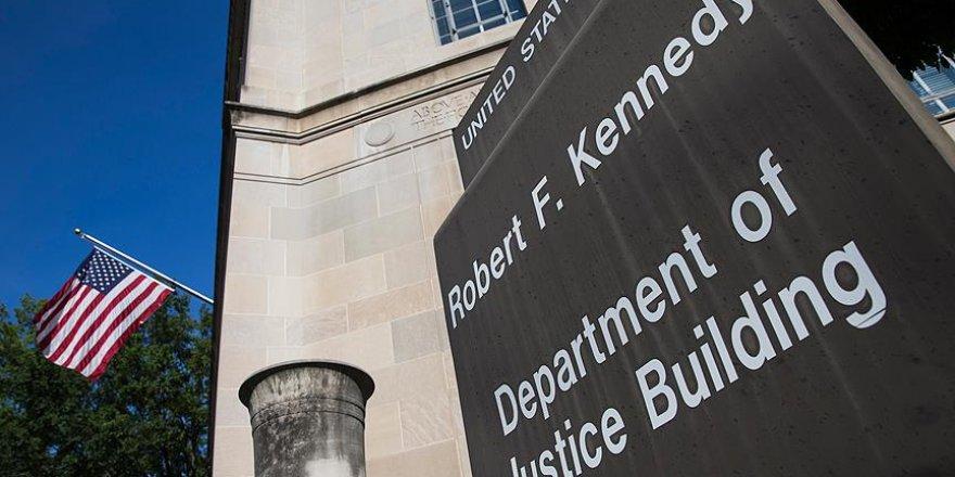 ABD Adalet Bakanlığı'ndan 'suçluların iadesi' için açıklama