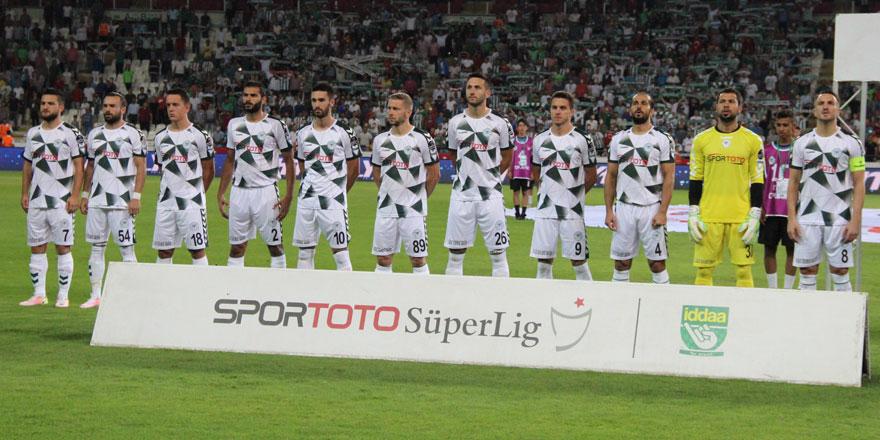 Atiker Konyaspor'da kadro yetersiz
