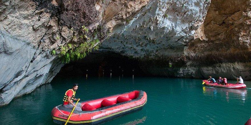 Antalya'daki gizli cennet Altınbeşik'e ziyaretçi akını