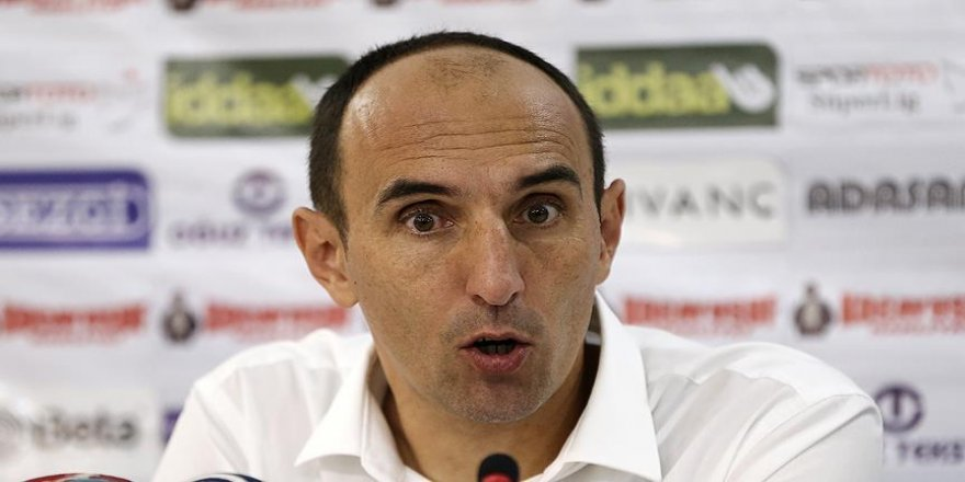 Jurcic: Galatasaray ile mücadele edebilecek bir takım değiliz