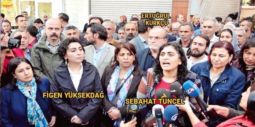 Kürt halkı HDP/PKK'ya isyan etti
