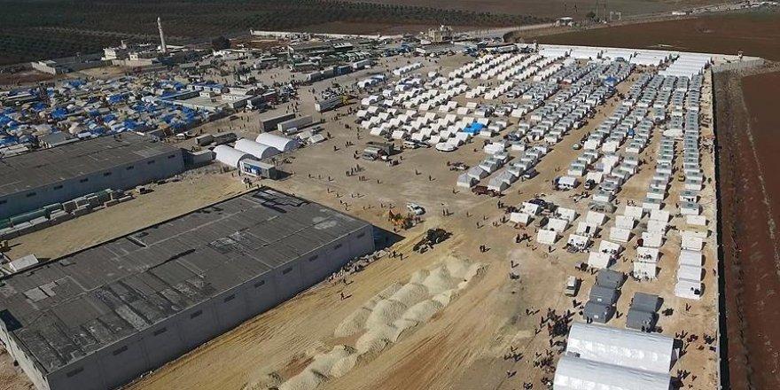 İHH Musul'dan kaçan mültecilere çadır kent kuracak