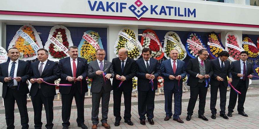 Vakıf Katılım Bursa Şubesi açıldı