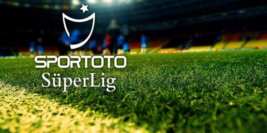 Ligde 9. hafta Gençlerbirliği-Beşiktaş maçıyla başlayacak