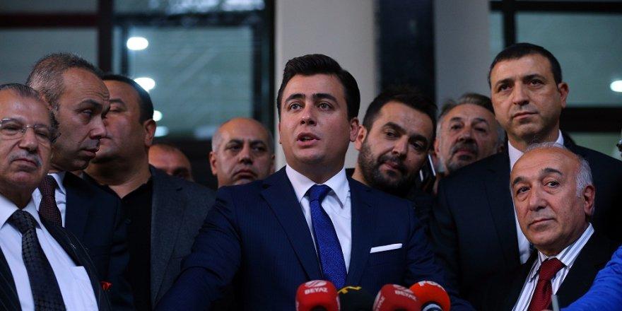 Osman Gökçek ATO Başkanlığı'na aday