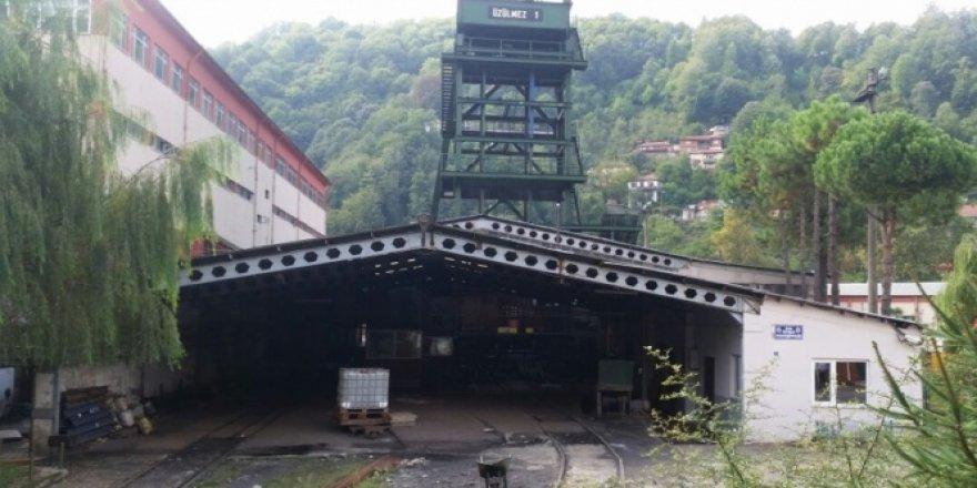 Maden ocağında göçük: 4 madenci yaralandı