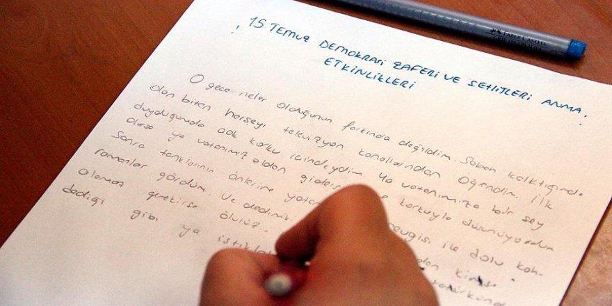 İmam Hatiplilerin '15 Temmuz' çalışmaları kitaplaştırılacak