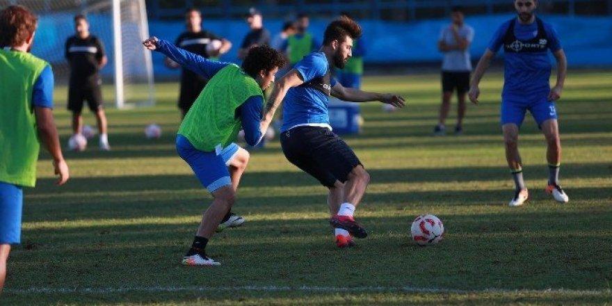 Adana Demirspor, taktik çalıştı