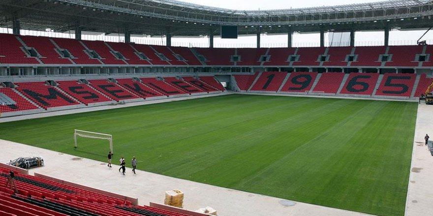 Eskişehirspor-Bandırmaspor maçı yeni statta oynanacak