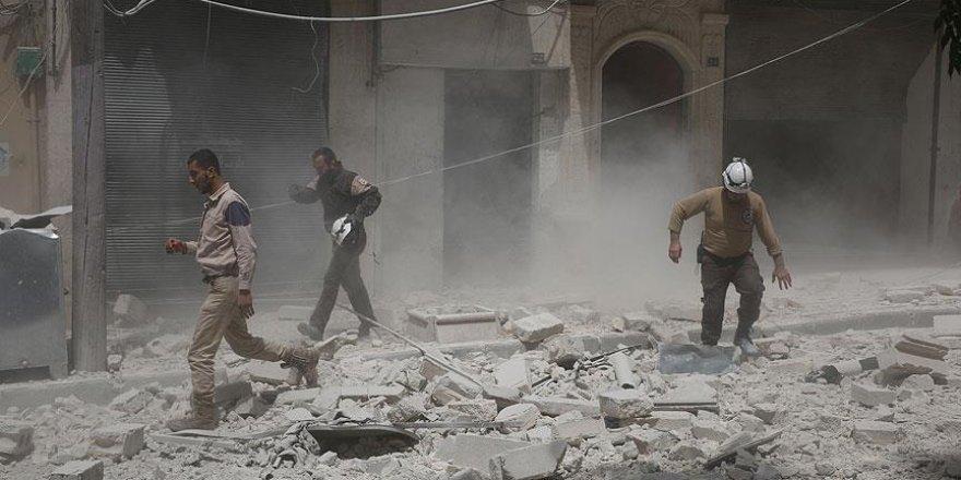 Esed rejimi hakkında 'insanlık suçu' şikayeti kabul edidi