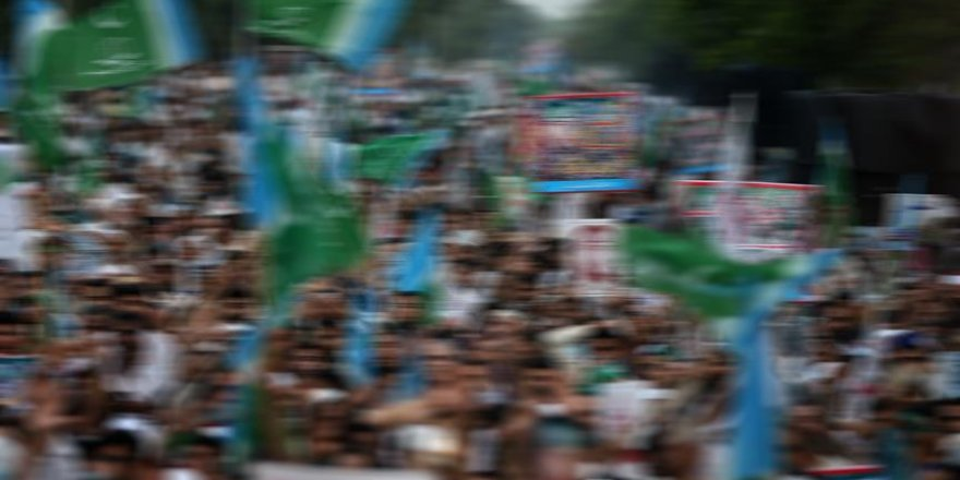 İslamabad'da yürüyüş ve protestolar yasaklandı