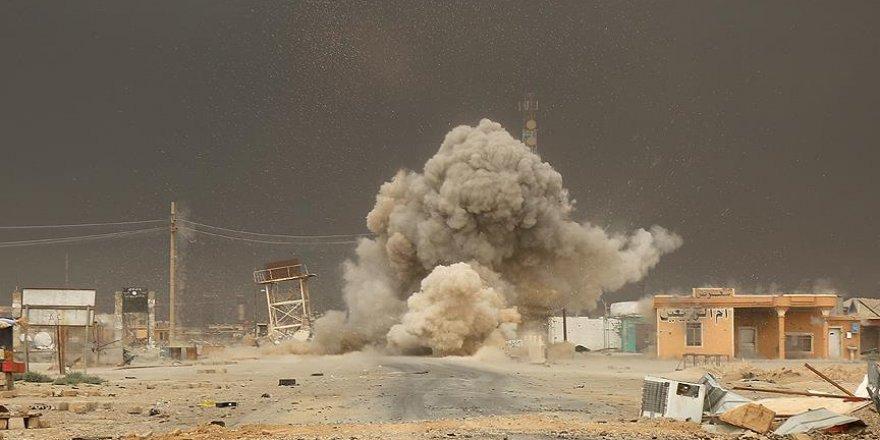 Musul operasyonunda 40 DEAŞ militanı öldürüldü