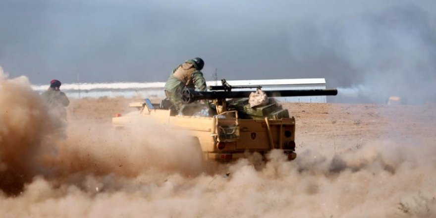 Musul operasyonunda bugüne kadar 772 terörist öldürüldü