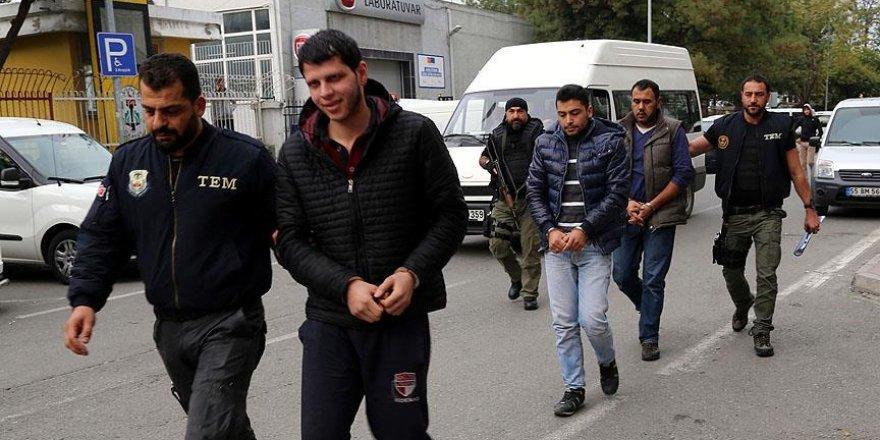 Samsun'da terör örgütü DEAŞ'e operasyon: 21 gözaltı