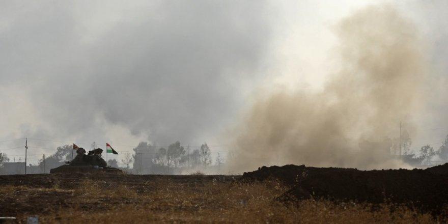 'Musul'daki kükürt fabrikası yangını ülkemize zehir yağdıracak'