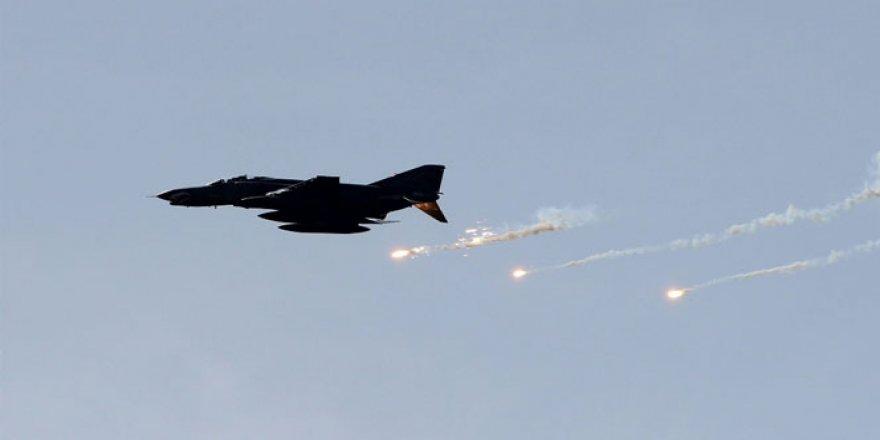 Sivil katliamını F- 16 pilotu engellemiş
