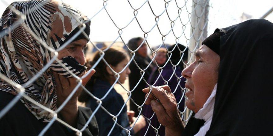 BM: DEAŞ Musul'da 8 bin aileyi kaçırdı