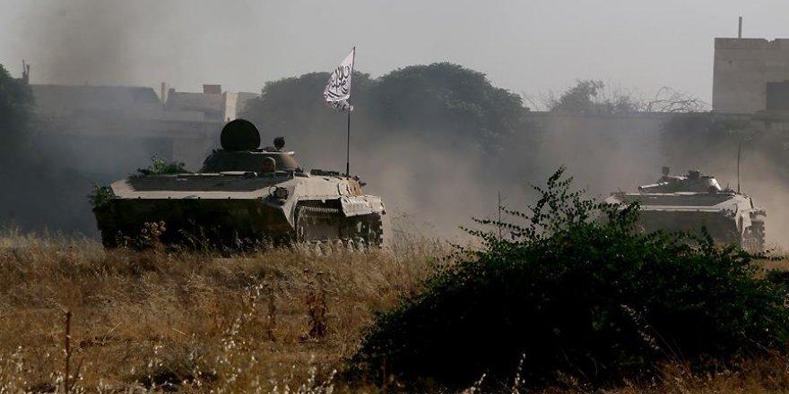 Halep'te büyük operasyon başlatıldı