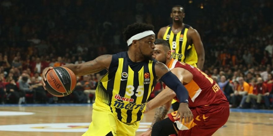 Dev derbide kazanan Fenerbahçe