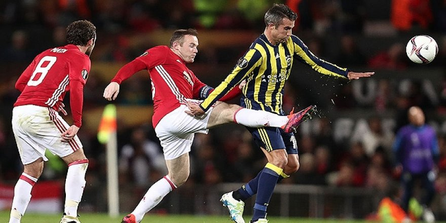 ManU-Fenerbahçe maçında rekor