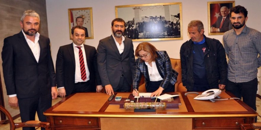 Gaziantep'te yeni stadın locaları satışta